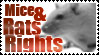 Mice and Rats Rights Stamp by Fubatsu-Enkou