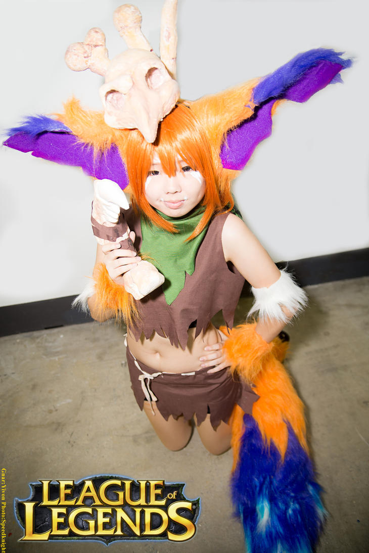 Gnar-The missing Link by speedknight