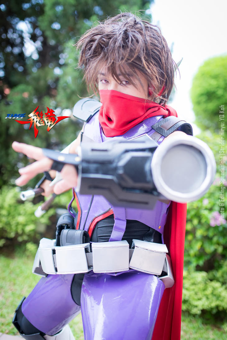Strider Hiryu by speedknight