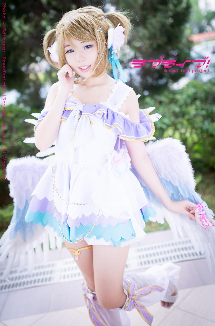 Hanayo Koizumi by speedknight