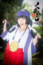 Kuma Miko:Girl meets Bear