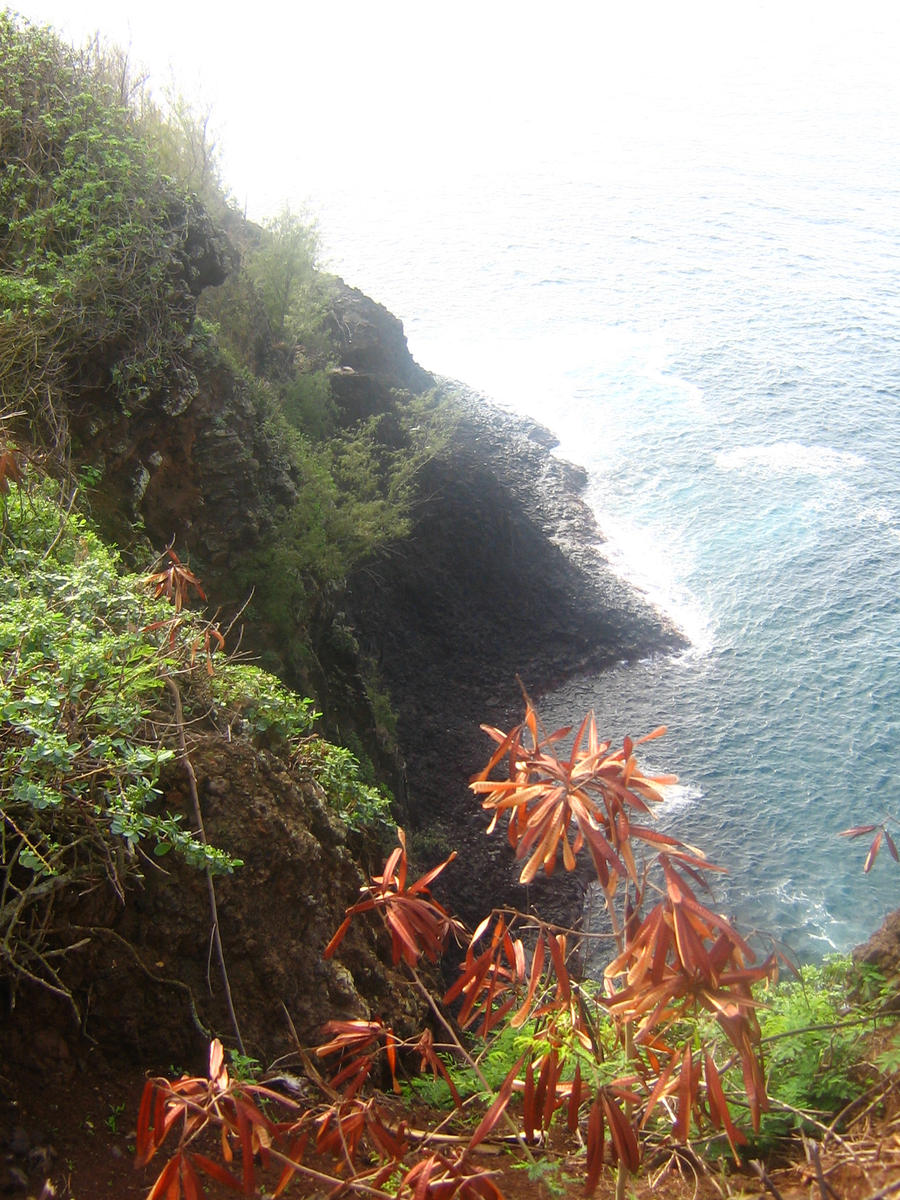 Kauai cliffs 08 by CotyStock