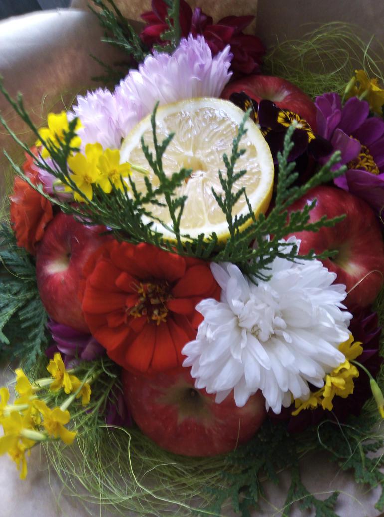 Unusual Flower Bouquet #3 by Selkina2000 on DeviantArt