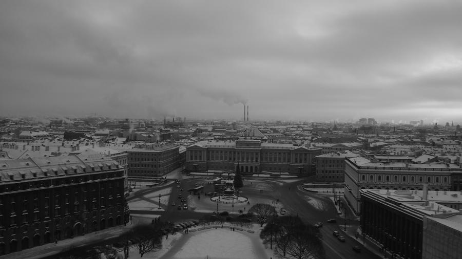 Saint Petersburg by TheTaier