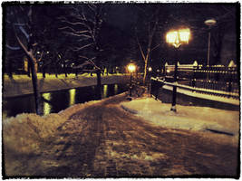 Winter Riga by TheTaier