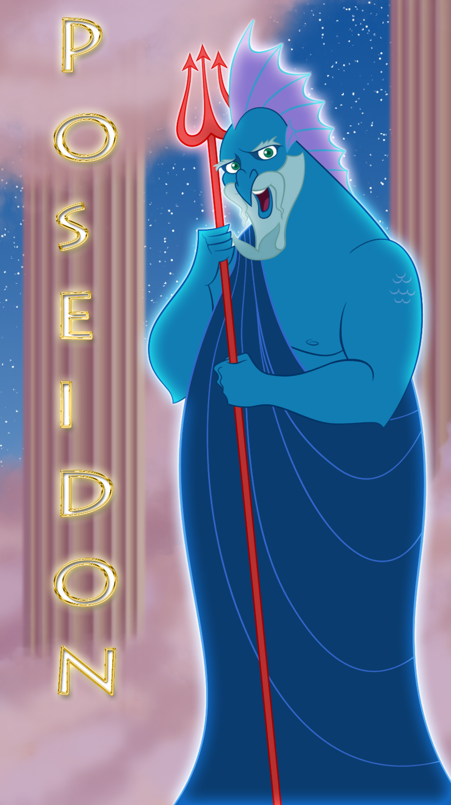 Poseidon - Neptuno by ...