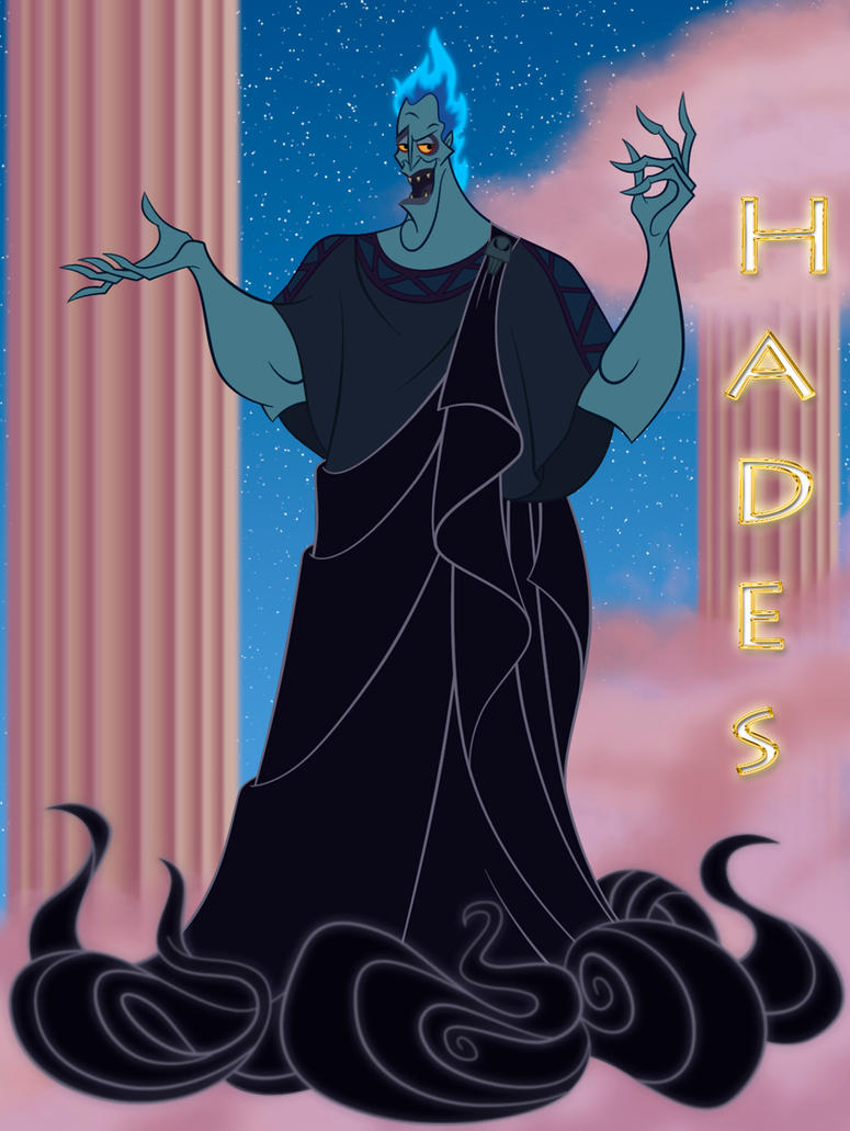 Hades - Pluto by 666-Lucemon-666 on DeviantArt