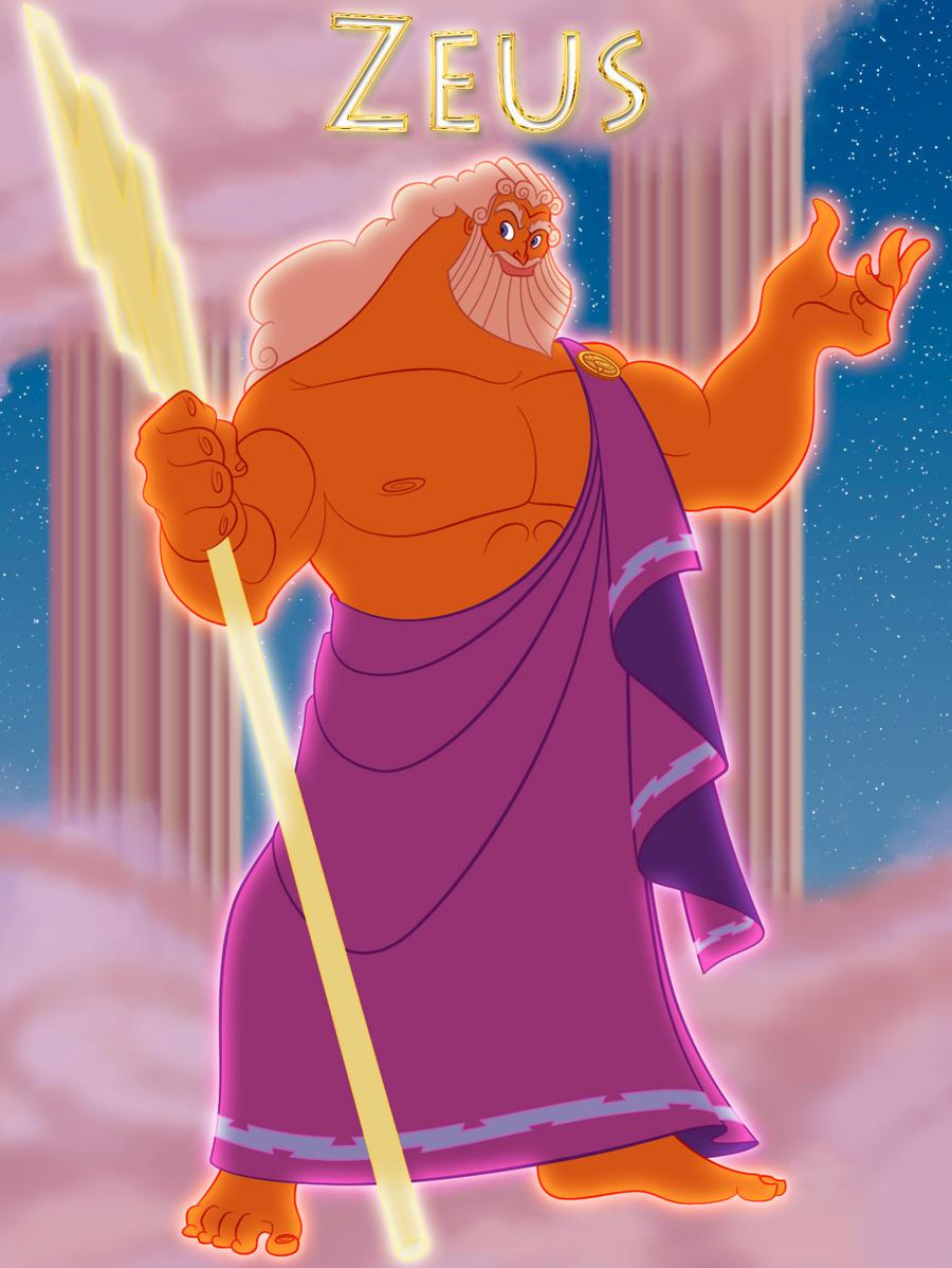 Zeus God of Thunder Online Slot