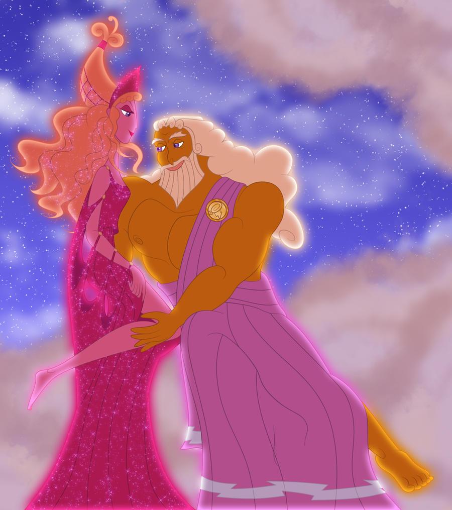 hera and hercules