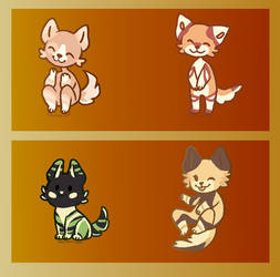  AUCTION 1 pt SB Dog Adopts (open) by Mistys-Adoptables