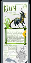 || Kylin Species Info Sheet ||