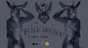 BLACK UNICORN (closed)