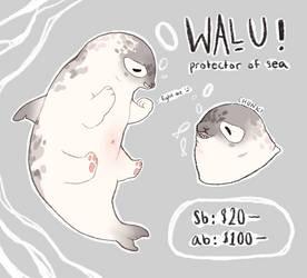 WALU! [closed!]