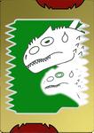 Skyyler (Weretyrant form) card