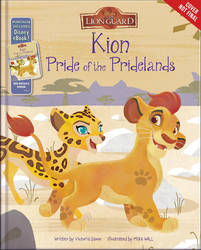 The Lion Guard rejected book cover