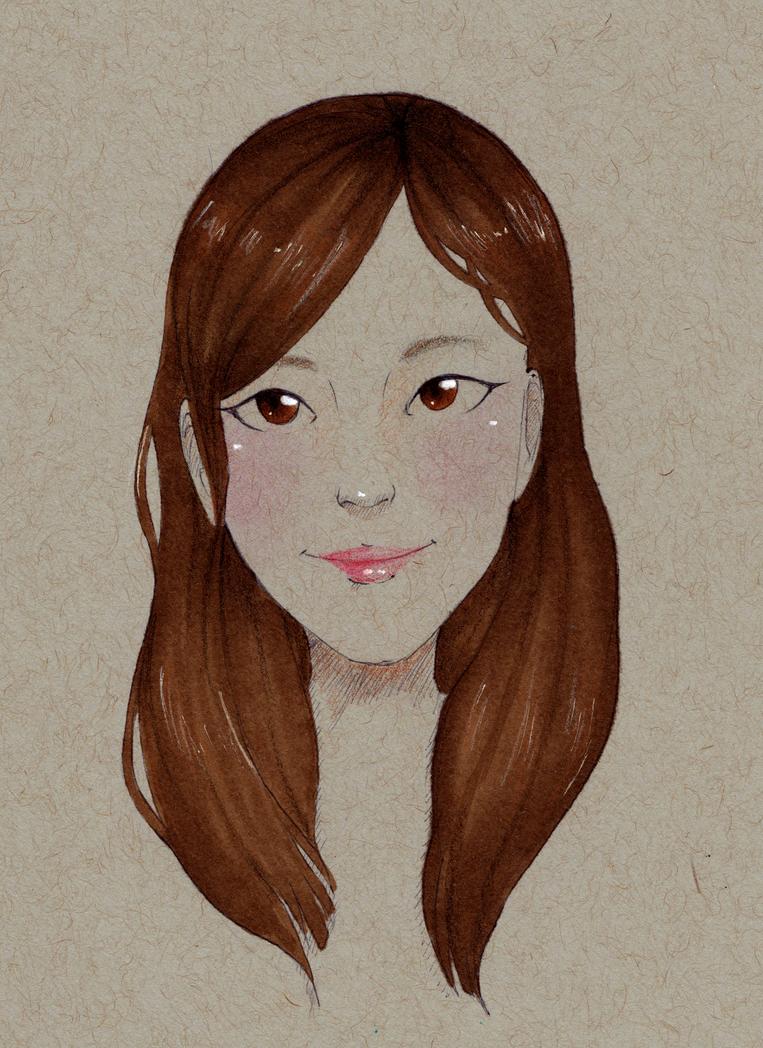 Sohee by Idhreen