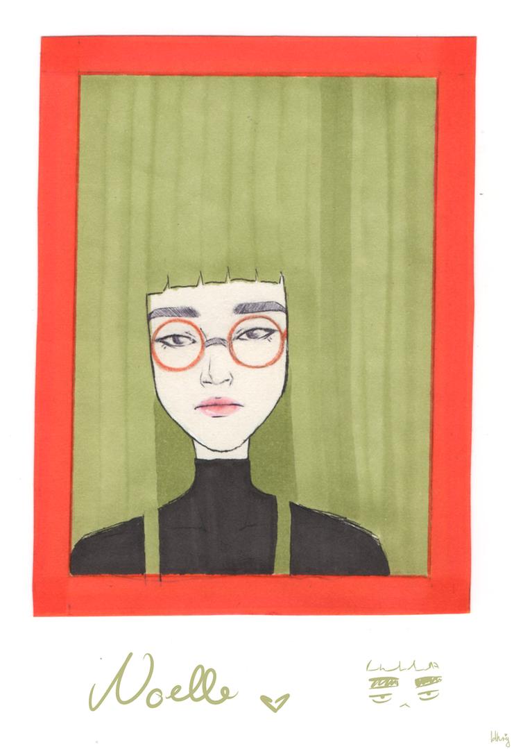 Noelle by Idhreen