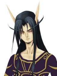 WoW Character - Elend by OnaOtaku-Amychan