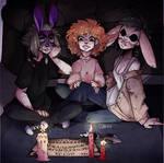 -Babysitting- by Claw-kit