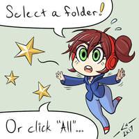 2017 08 26 Folder Select