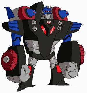 Axalon Optimus Primal Animated