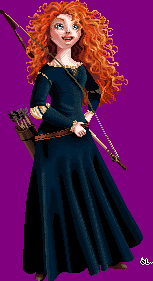Merida by laisdossin