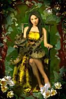 Exotic Princess by Akira-Miyashi