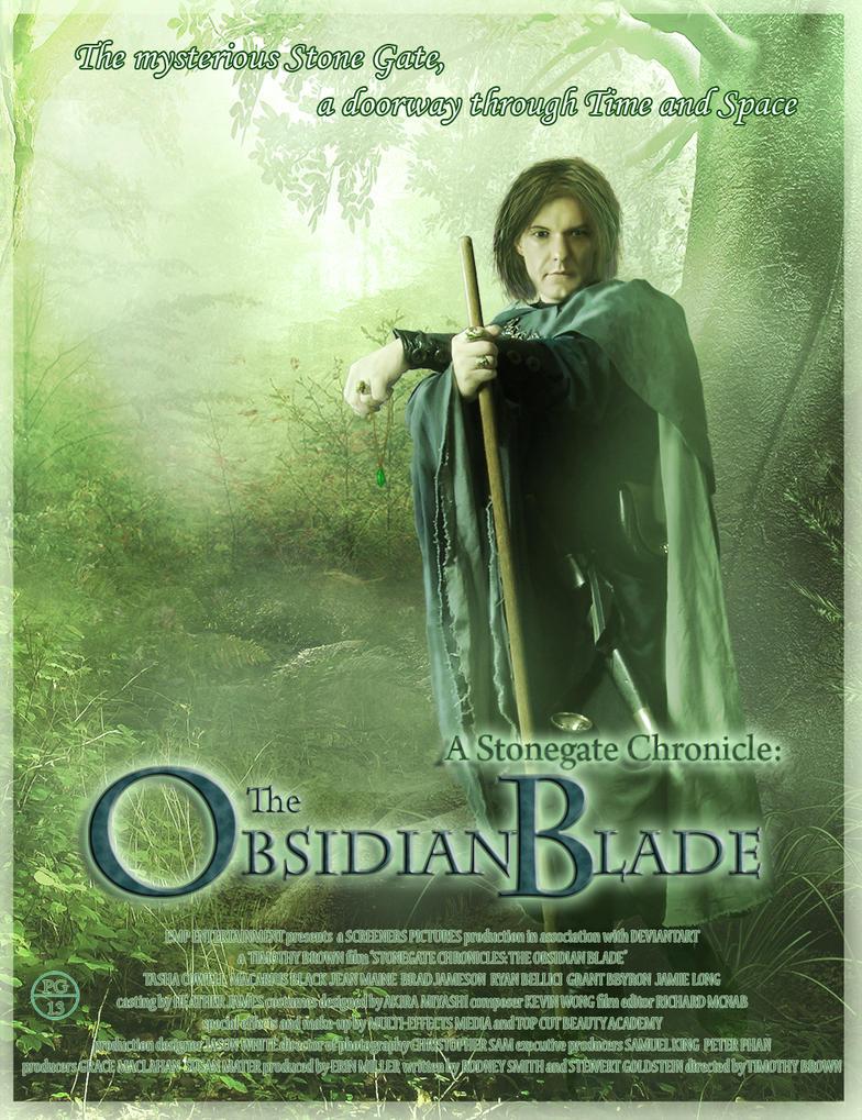 Obsidian Blade - Risemi by Akira-Miyashi