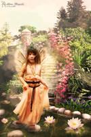 Princess Beryl of Fairyland by Akira-Miyashi