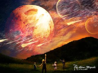 Dreamy Encounter by Akira-Miyashi