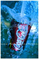 coca cola. by Healzo