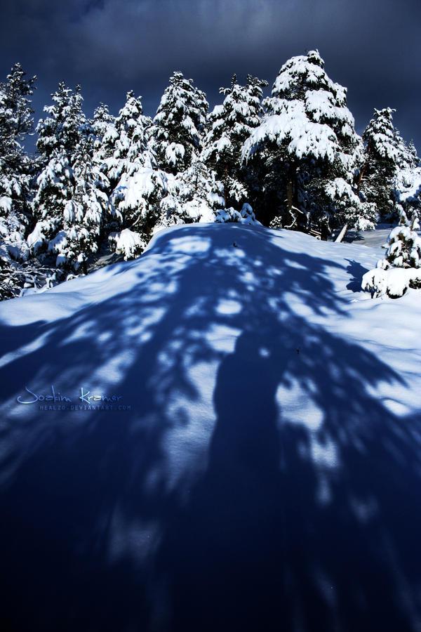 Evil shadows by Healzo