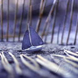 Sand Sailing by Healzo