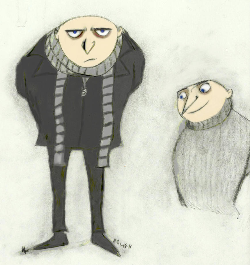 Despicable me gru 2 by decembertwilight on deviantart despicable me gru 2 by decembertwilight thecheapjerseys Choice Image