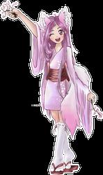 Sakurakon mascot contest entry [WON! :3]