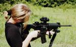 Girls and Guns