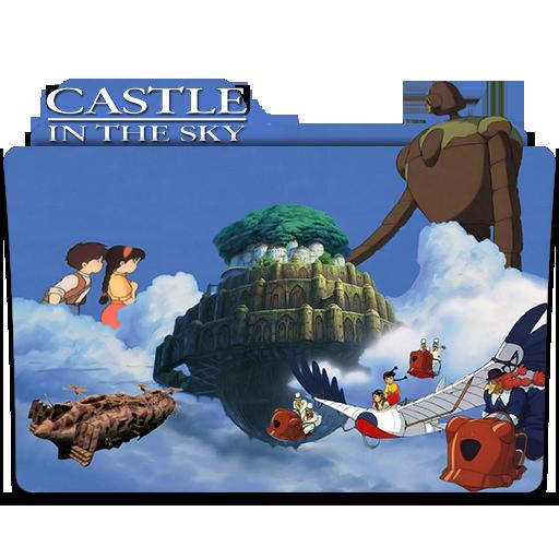 """Képtalálat a következőre: """"Laputa: Castle in the Sky ico"""""""