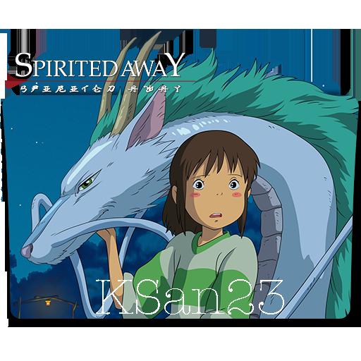 Spirited Away Icon By Ksan23 On Deviantart