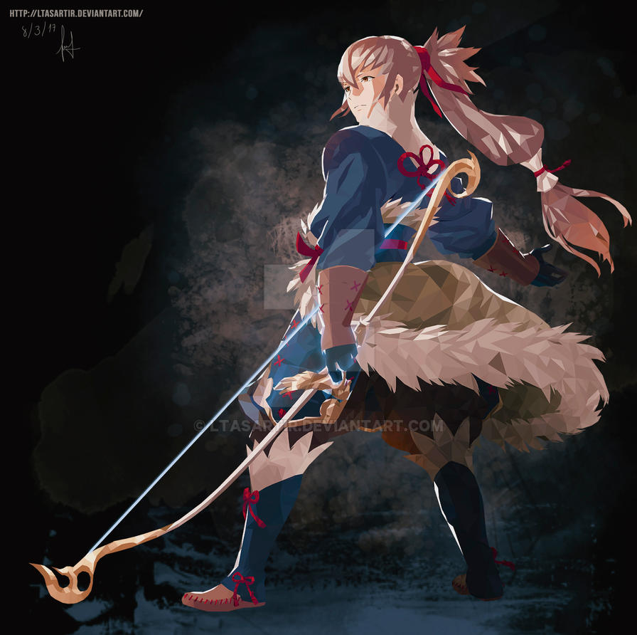 Takumi, from Fire Emblem Fates by LTasartir
