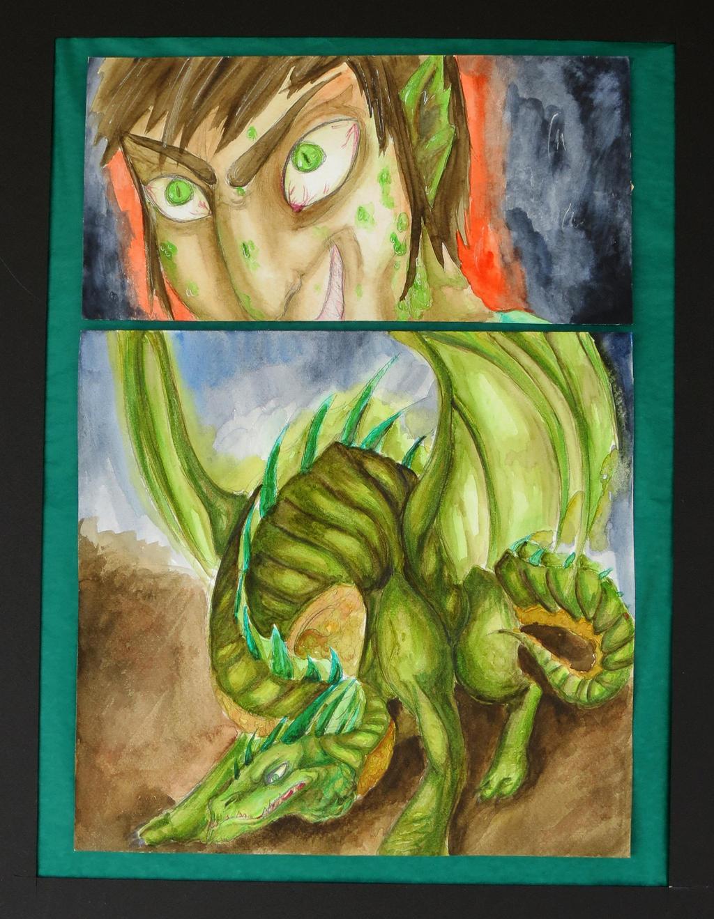 Green Dragon page8