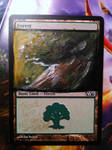 Magic the gathering forest alter