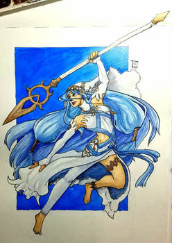 Illustration// Azura