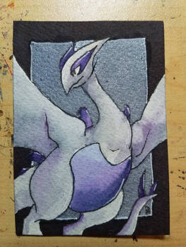 ATC// Lugia for Mattie07
