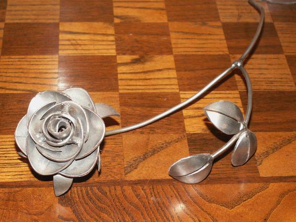 Iron Rose by AGMorgan