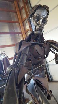Sculpture Selfie
