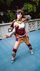 Ii Naotora cosplay