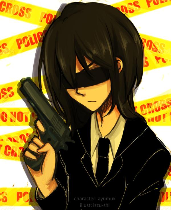 HBD: Ayumux! by Izzu-shi