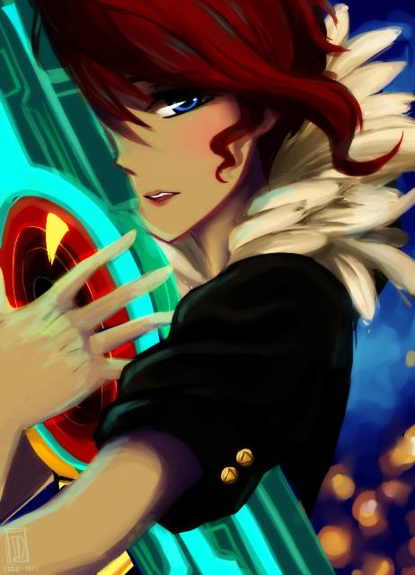 Transistor by Izzu-shi
