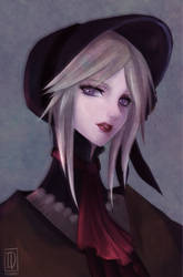 Bloodborne: Doll by Izzu-shi