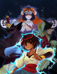 Contest Entry: Indivisible by Izzu-shi